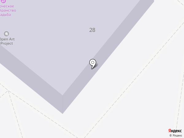Хоббитон на карте Волжского