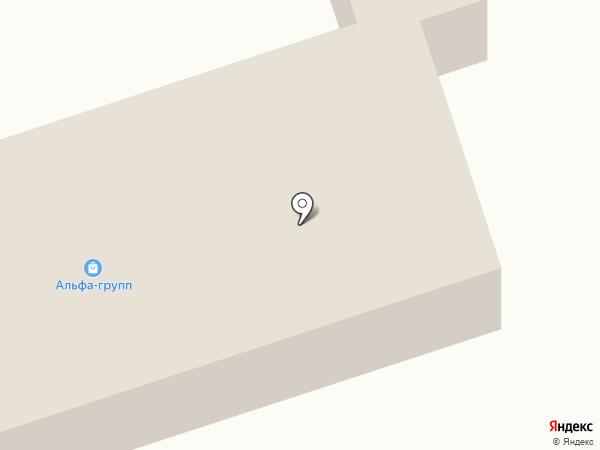 Удел на карте Волжского