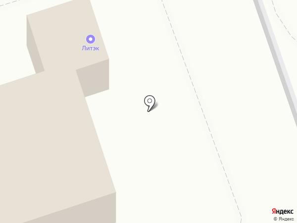 ЛИТЭК, ЗАО на карте Волжского
