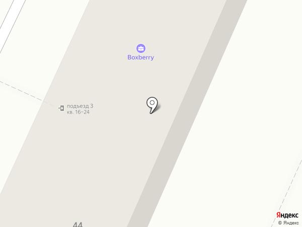 Virgi-style на карте Волжского