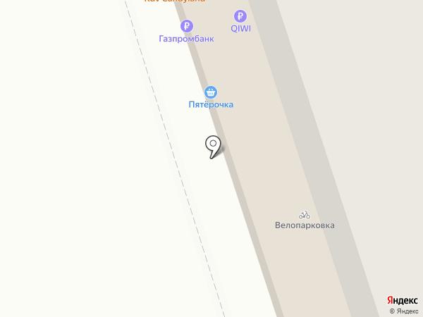 Ника на карте Волжского