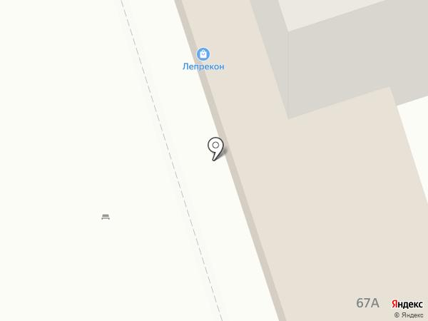 Ням-ням на карте Волжского