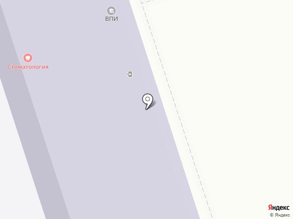 Волжский институт строительства и технологий на карте Волжского