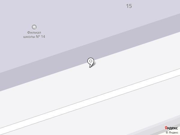 Смайлики на карте Волжского