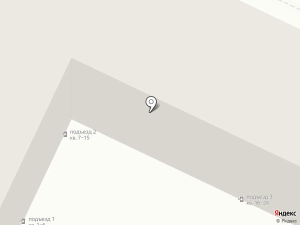 Саксэс на карте Волжского