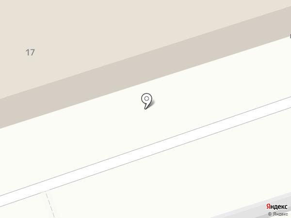 САНТОК на карте Волжского