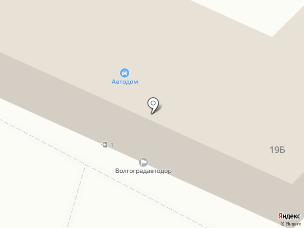 Геостройизыскания на карте Волжского