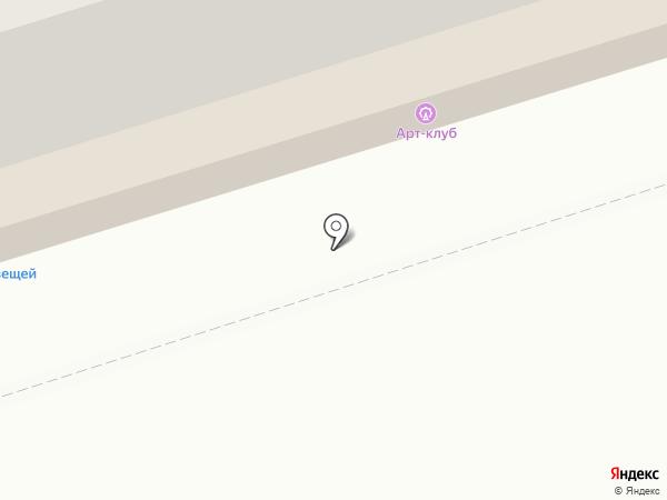 В порядке вещей на карте Волжского