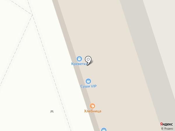 БУМ на карте Волжского