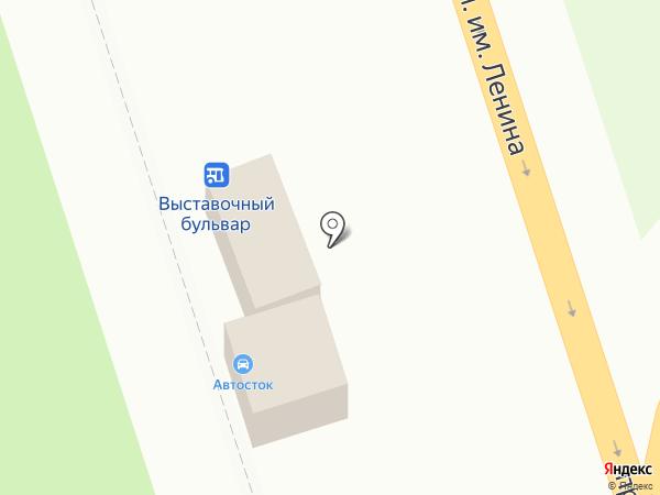 Магазин запчастей для корейский автомобилей на карте Волжского