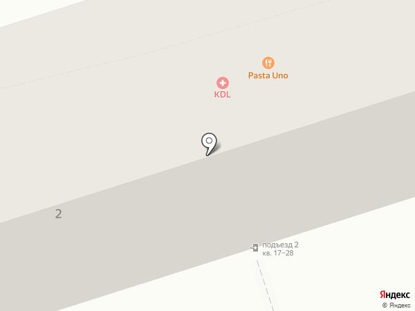 Платежный терминал, КБ Центр-Инвест на карте Волжского