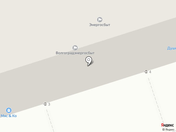 Flowers bar на карте Волжского