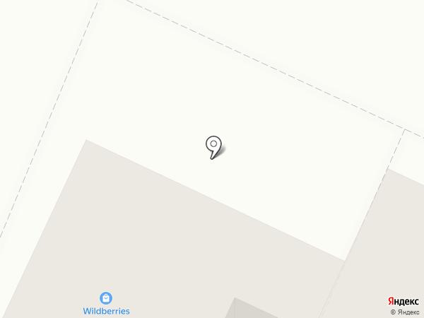 Тавровский на карте Волжского