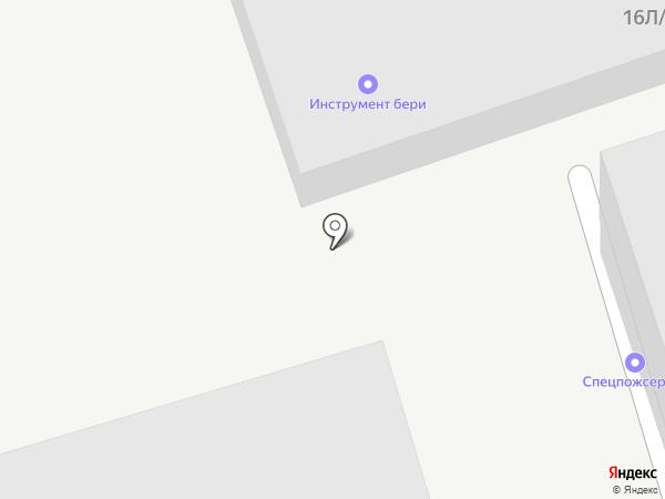 Каланча на карте Волжского