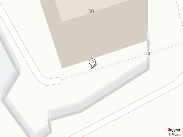 ДАЛПРОМтраст на карте Волжского