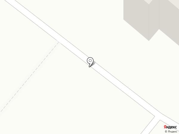 Петрохим на карте Волжского