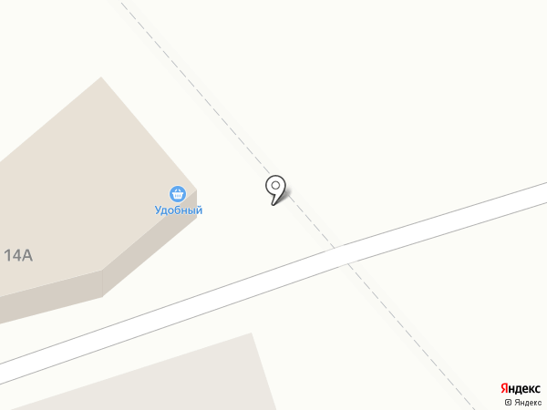 Лолита на карте Волжского
