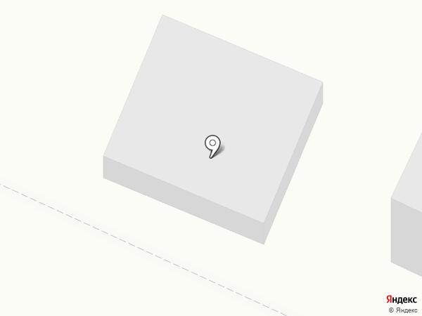 Горячий хлеб на карте Волжского