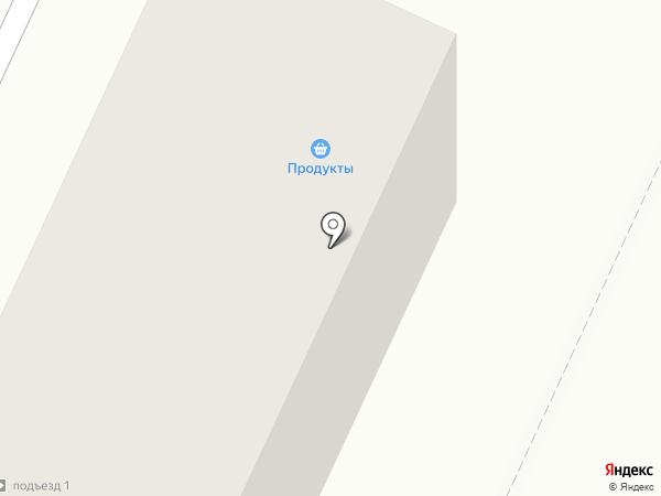 Орион на карте Волжского