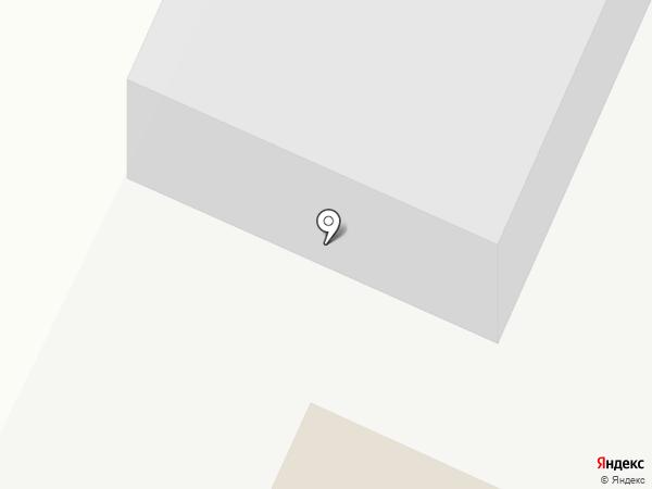 Столярная мастерская №1 на карте Волжского