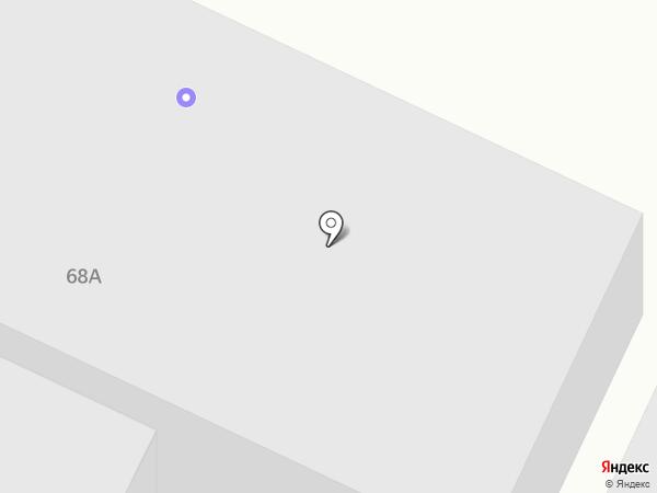 ГЕОКОН на карте Волжского