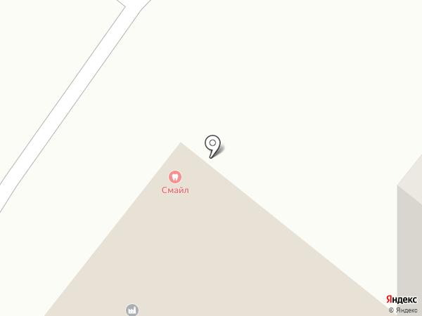 Смаил на карте Волжского