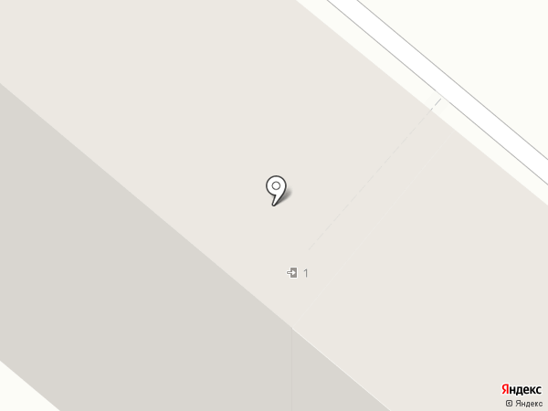 Фитнес студия на карте Волжского