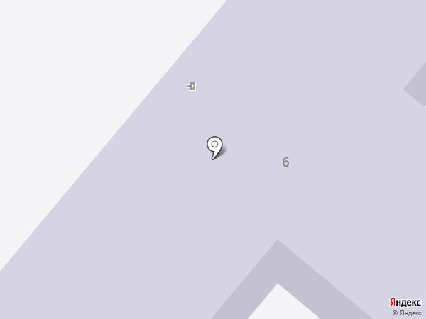 Средняя общеобразовательная школа №22 на карте Волжского