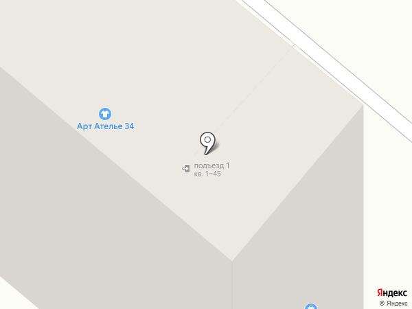 УК Моя Компания на карте Волжского