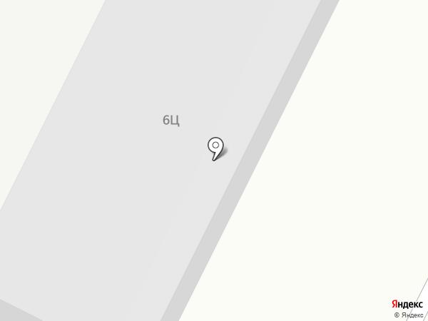 Карнак на карте Волжского