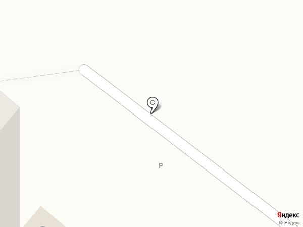 Драйвер на карте Волжского