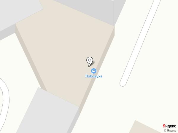 Мастерская автостекла и тонировки на карте Волжского
