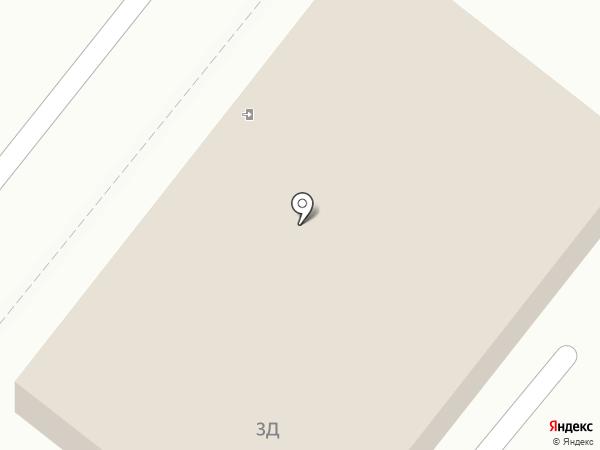 Лаванда на карте Волжского