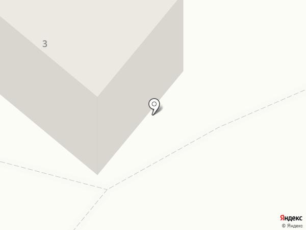 Дверь на карте Волжского