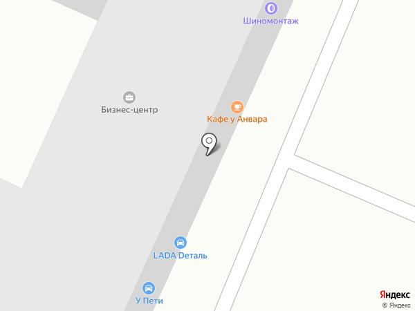 Lada на карте Волжского