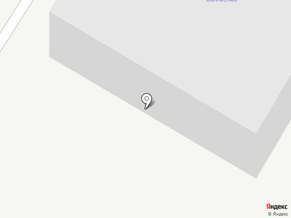 Ковчег на карте Волжского