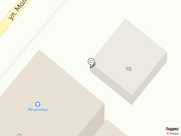 Mary на карте Волжского