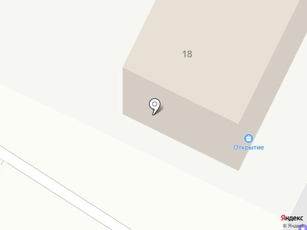 Стройимперия на карте Волжского