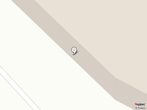 Я-автодизель на карте Волжского