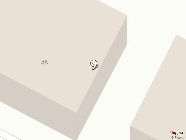 Компания Оберег на карте Волжского