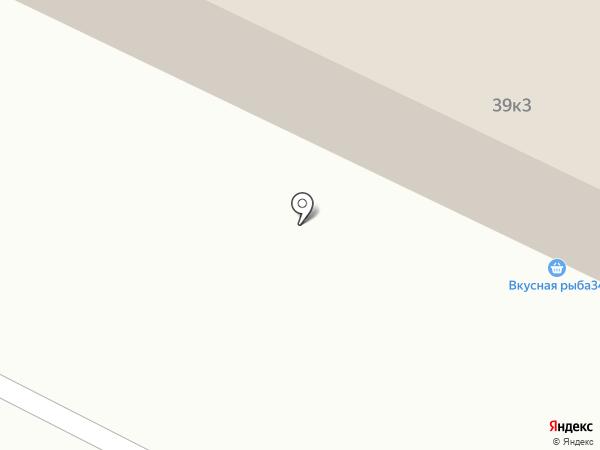 Volgo-Tara на карте Волжского