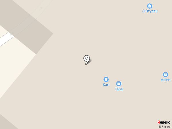 Wonder Waffle на карте Волжского