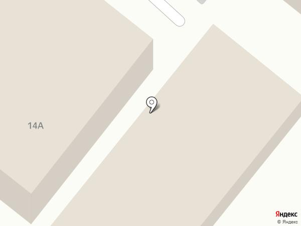 1XBET на карте Волжского