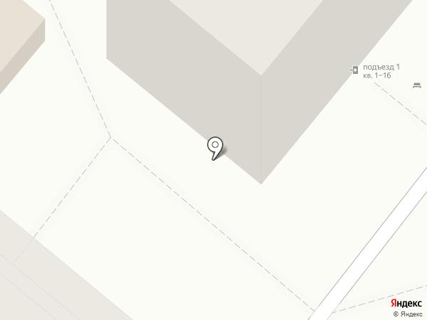 Швейное ателье на карте Волжского