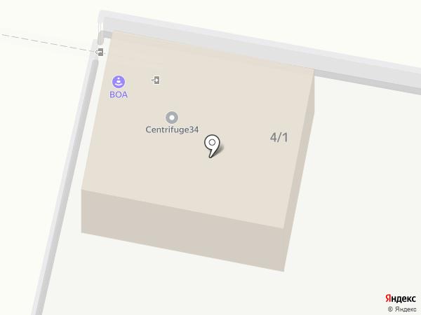 COLORPRINT на карте Волжского