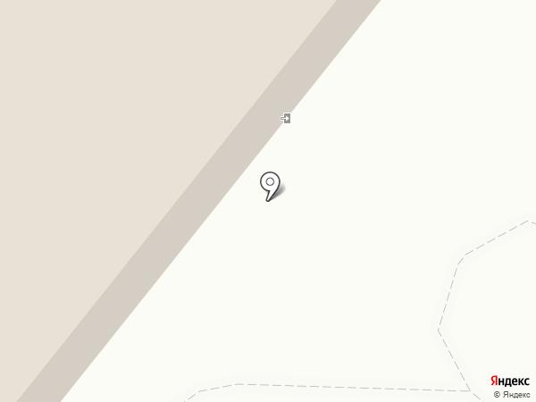 Канку на карте Волжского
