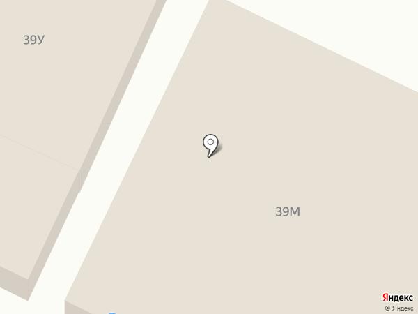Водный Путь на карте Волжского