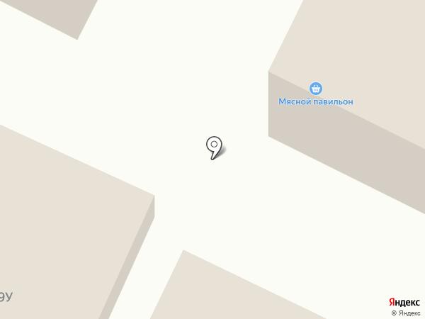 Спецовка на карте Волжского