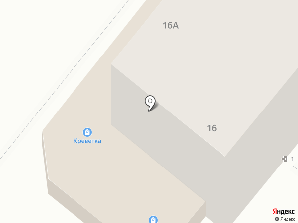 Кристалл-Лефортово на карте Волжского