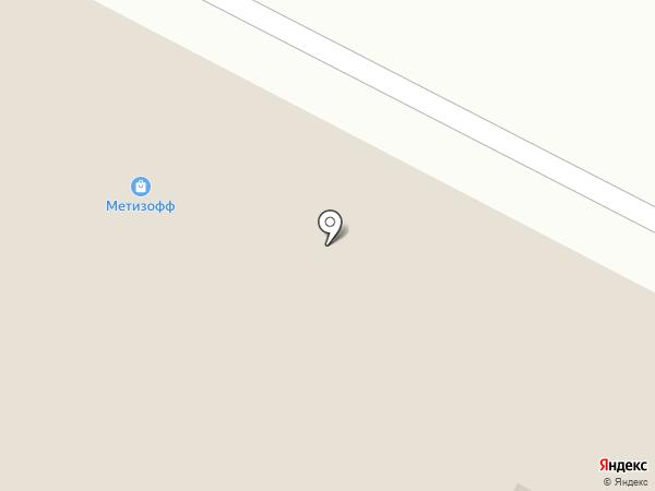 Форт Нокс на карте Волжского
